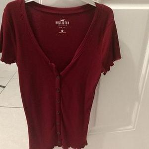 Hollister Tshirt...like new!